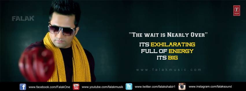 "Falak – ""The Wait Is Nearly Over"""